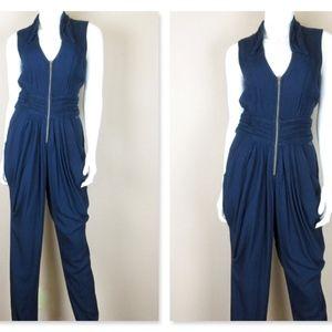 Tommy Hilfinger Harem Jumpsuit, Sz S, Soft Cotton